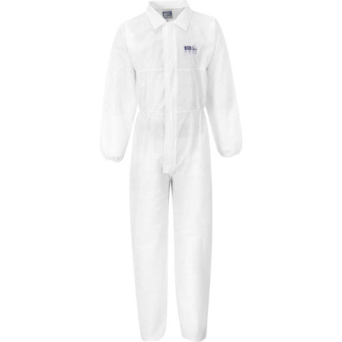 BizTex SMS Coverall with Collar Type 5/6 (ST38)