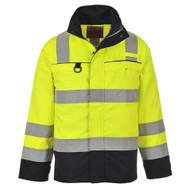 BizFlame Hi-Vis Multi-Norm FR Jacket (FR61)