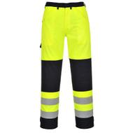 BizFlame Hi-Vis Multi-Norm FR Trousers (FR62)