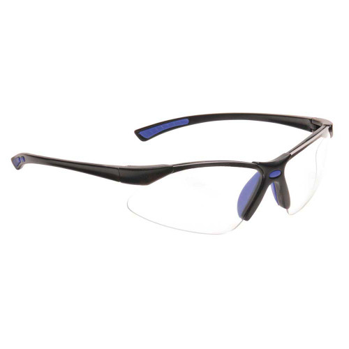 Bold Pro Safety Glasses - Clear