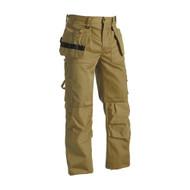 Blaklader Khaki Trousers (153018602400)