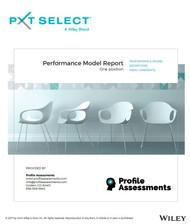 PXT Select™ Performance Model Report