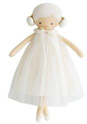 Lulu Doll 48cm Ivory