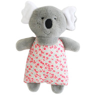 Koala Toy Rattle 23cm Sweet Floral