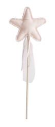 Amelie Star Wand Pink Linen