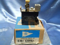 I-T-E Overload Relay Kit (E20F0L1) New Surplus in box