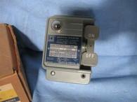 Square D FHP Manual Starter (2510-FW-1P) New Surplus