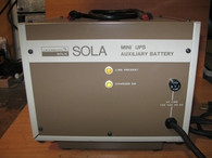 Sola Mini UPS Auxiliary Battery (999-00-00617-OD) New Surplus