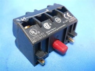 Siemens (52BAJ) Normally Closed Contact Block, New Surplus in Original Packaging