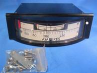 HD Electric (81887) ADF-7 Flush Mount 0-300 Ampere Demand Meter, New Surplus