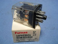 Furnas (46PA33A24) Relay, New