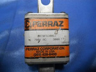 Ferraz (A070FA300EZ) 700V.AC, 300A. S100353CF00, Used