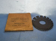 American Wire Gauge, 0 to 36 Hardened Type A, Class 3, New Old Surplus