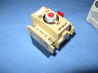 Allen Bradley Pneumatic Timing Unit (196-FTB) New Surplus