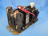 Allen Bradley (509-A0XD) 2 Pole, Size 0 Starter, Used