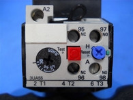 Siemens (3UA5500-8M) 36-45 Amp Overload Relay, New Surplus in Orignal Box