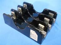 Littlefuse (LR60060-3CR) 3P 60A 600V Class R Fuse Holder, New Surplus