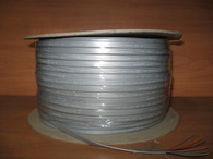 Flat Wire Cable Cord Ethernet 1000 ft Rolls, New Surplus
