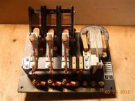 Ward Leonard (2Z7593-14) 3P AC Contactor, New Surplus in Original Box