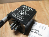 Time Mark Recycle Timer Relay (368-12V-1SEC) New Surplus