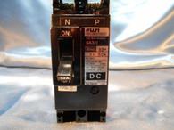 Fuji Electric SA32I 32A Circuit Breaker 2 Pole 32A T.C, Used
