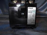 Fuji Electric (EA33) 30A Breaker Fuji Auto Breaker 3 Pole, Used takeout