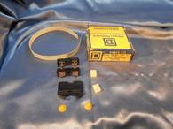 Square D Class 9080 Type K-1, 77732 Terminal Block Assembly Kit 600 Volt, New Surplus