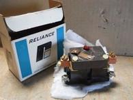 Reliance (69327-W) AC/DC Relay, New Surplus in Original Box