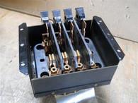 Meter Devices Co. (124-635B-2FM) 4 Pole B/C Test Switch, New Surplus