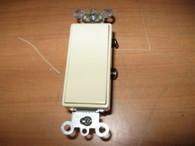 "LEVITON DECORATOR SWITCH, BOX OF10, (5621-2I) ""NEW"""