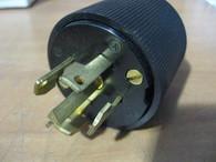 Hubbell Variload TWISTLOCK Plug (45215) New Surplus