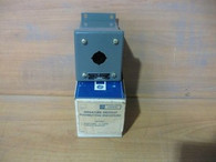 GENERAL ELECTRIC MINITURE OILTIGHT PUSHBUTTON ENCLOSURE (CR104H1) NEW IN BOX