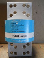 General Electric (GF8B4000) 4000 Amp Class L Fuse, New Surplus, Free Shipping