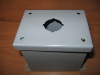 GE (CR104PEG11) Pushbutton Enclosure (One Hole) New