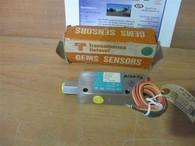Gems sensors flow switch (53784) Transamerica Delaval, New Surplus