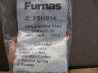 Furnas (75HB14) 1 Pole Size 3 Contact Kit, New Surplus
