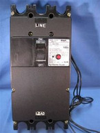 Fuji (SGa-103A) 100 Amp 3 Pole Circuit Breaker, New Surplus