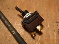 Eagle (4347) Lot of 10, Plastic Toggle Micro Switch, New Surplus in Original Box