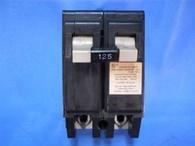Crouse Hinds Circuit Breaker (MP2125KL) 125 Amp New Surplus
