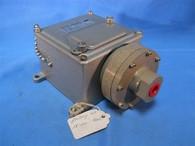 CCS (604G51S) Dual-Snap Adjustable Pressure Switch, New Surplus