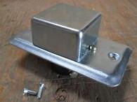 Bussman (SOU) Handy Box Cover w/ Type S Screw-in Fuseholder, New Surplus