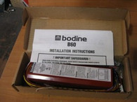 "BODINE FLOURESCENT EMERGENCY BALLAST MODEL: B60, ""NEW"""