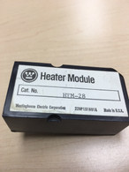 Westinghouse (HTM-28) MOR Relay Heating Module, 229P151H01A, Used
