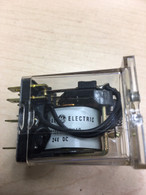 General Electric CR120HH43W10 G.P. Relay 24 V.DC