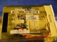 Izumi Denki (RTA-SP2F) Pneumatic Timer, 120V, New in box