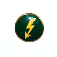 Helferin Signals Blitz Pin