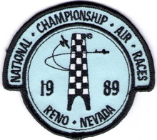 1989 Official Patch