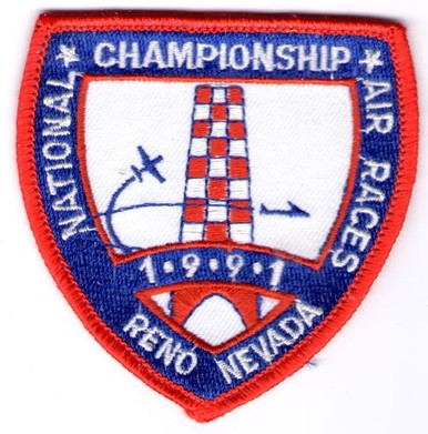 1991 Official Patch