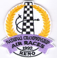 1992 Official Patch