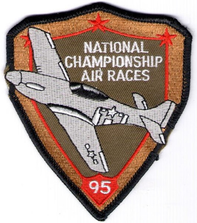 1995 Official Patch